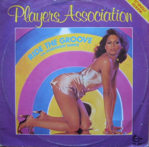 Players Association, The - Ride The Groove