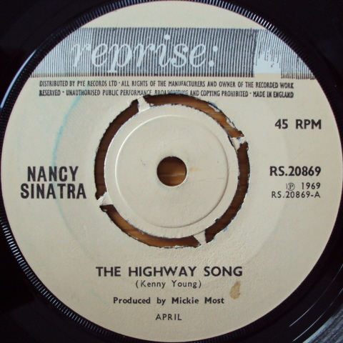 Nancy Sinatra - The Highway Song