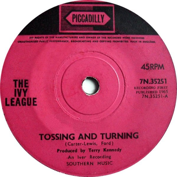 Ivy League, The - Tossing And Turning