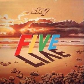 Sky - Sky Five Live