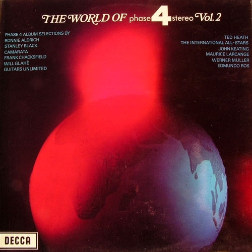 Various - The World Of Phase 4 Stereo Vol. 2