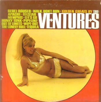 Golden Greats By The Ventures - Ventures