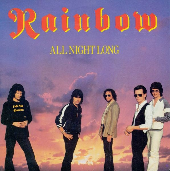 Rainbow - All Night Long