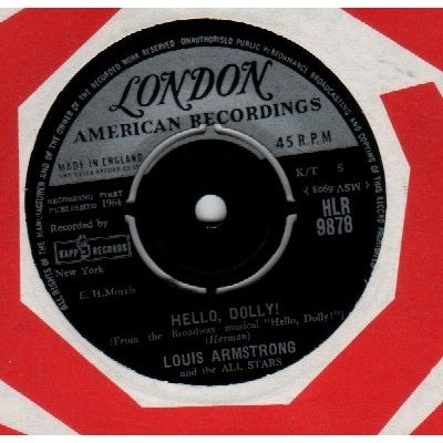 Louis Armstrong And The All Stars - Hello, Dolly