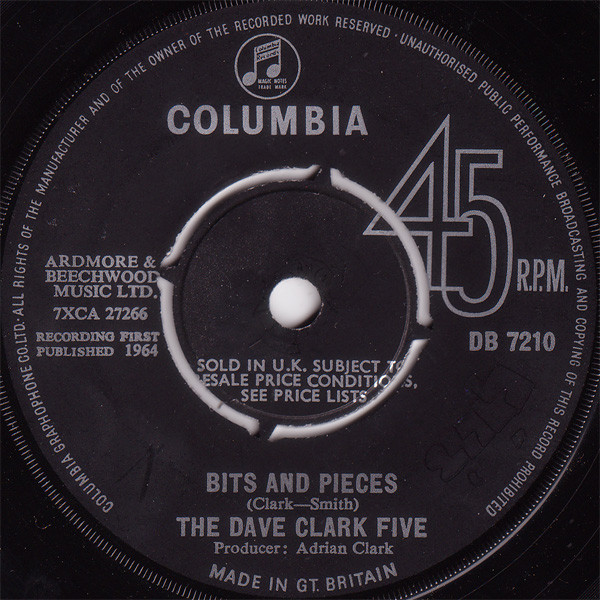Dave Clark Five, The - Bits And Pieces