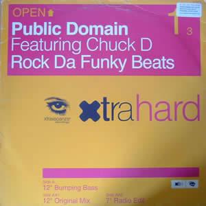 PUBLIC DOMAIN feat CHUCK D - ROCK DA FUNKY BEATS