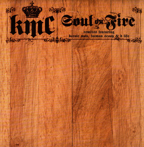 KMC - Soul On Fire (Remixes)