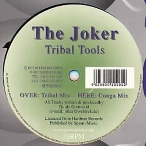 THE JOKER - TRIBAL TOOLS