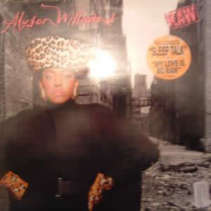 ALYSON WILLIAMS - RAW