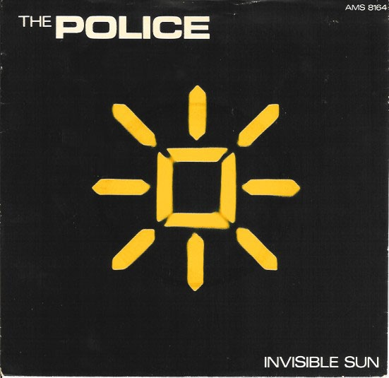 Police, The - Invisible Sun