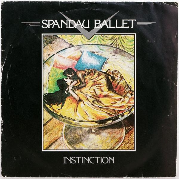 Spandau Ballet - Instinction