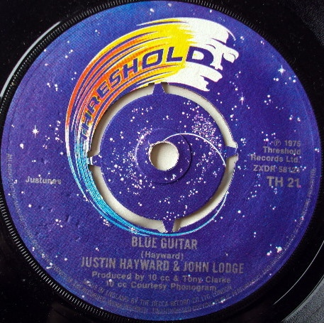 Justin Hayward & John Lodge - Blue Guitar / When You Wake Up