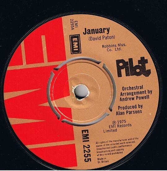 Pilot - January