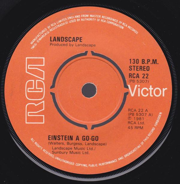 Landscape - Einstein A Go-Go