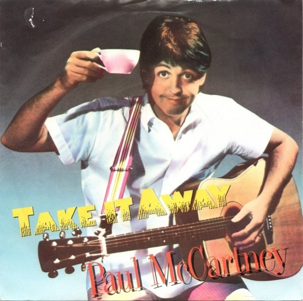 Paul McCartney - Take It Away
