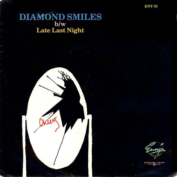 Boomtown Rats, The - Diamond Smiles