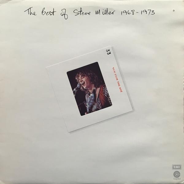 The Best Of Steve Miller 1968
