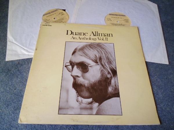 Duane Allman - An Anthology Vol. Ii Record