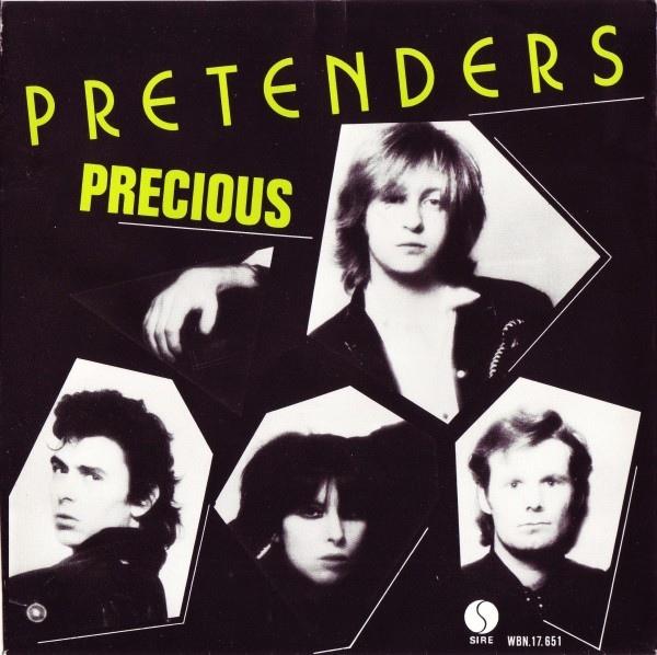 Pretenders, The - Precious