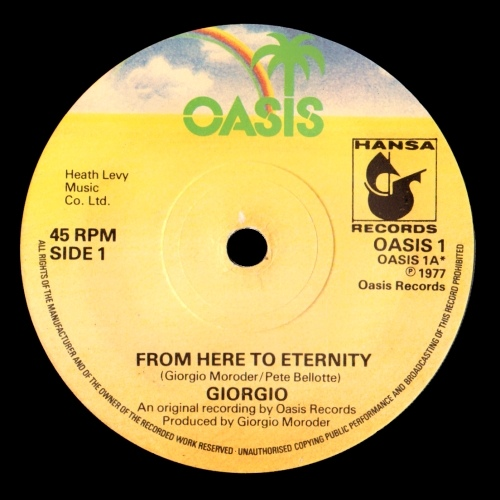 Giorgio - From Here To Eternity