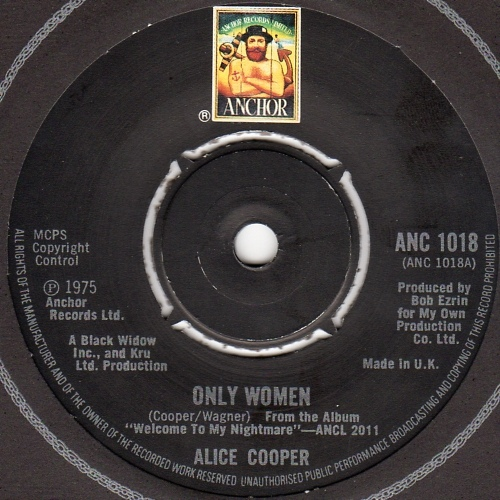 Alice Cooper - Only Women