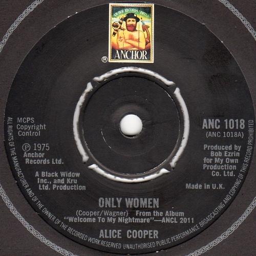 Alice Cooper - Only Women