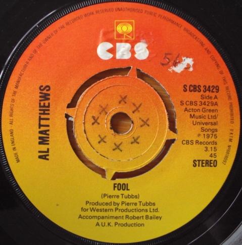 Al Matthews - Fool