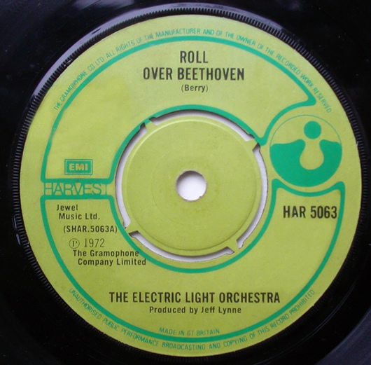Electric Light Orchestra, The - Roll Over Beethoven