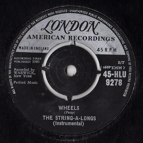 String-A-Longs, The - Wheels