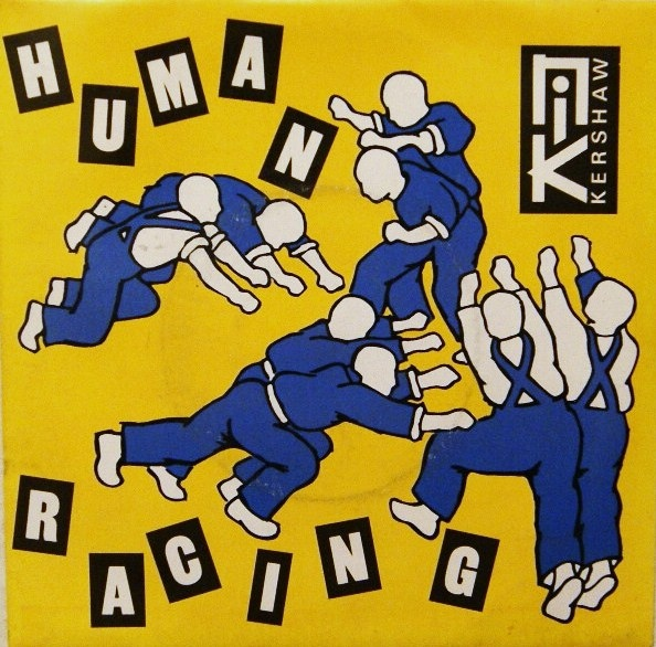 Nik Kershaw - Human Racing