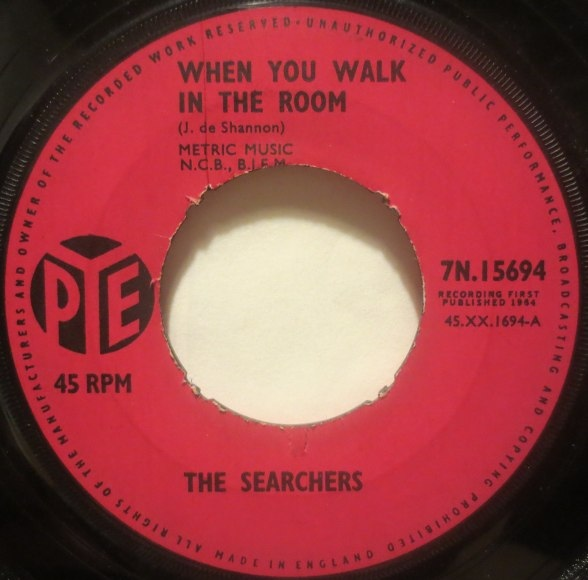 Searchers, The - When You Walk In The Room