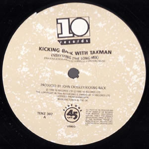 KICKING BACK feat TAXMAN - EVERYTHING