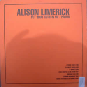 ALISON LIMERICK - PUT YOUR FAITH IN ME