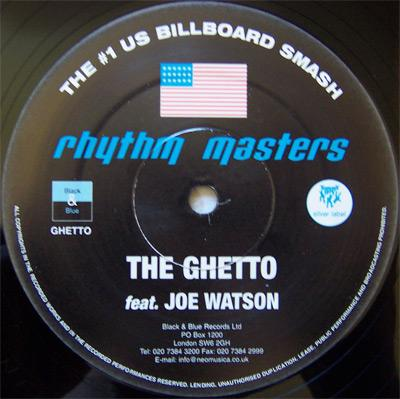 Rhythm Masters - The Ghetto