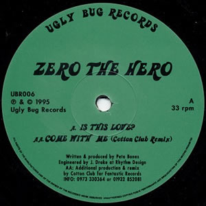 ZERO THE HERO - IS THIS LOVE?
