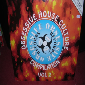VARIOUS ARTISTS - OBSESSIVE HOUSE CULTURE VOLUME 2