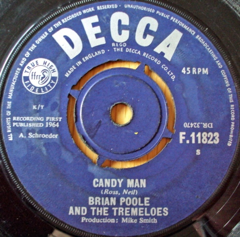 Brian Poole & The Tremeloes - Candy Man