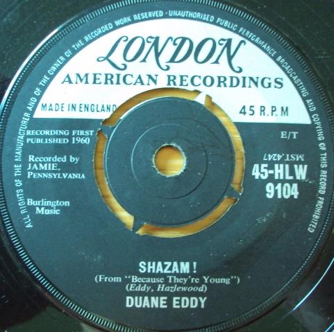 Duane Eddy - Shazam!
