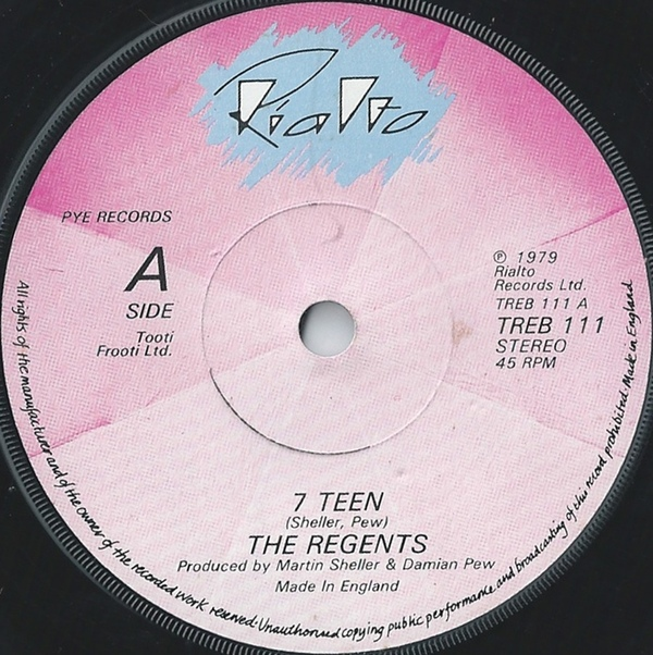 Regents, The - 7 Teen