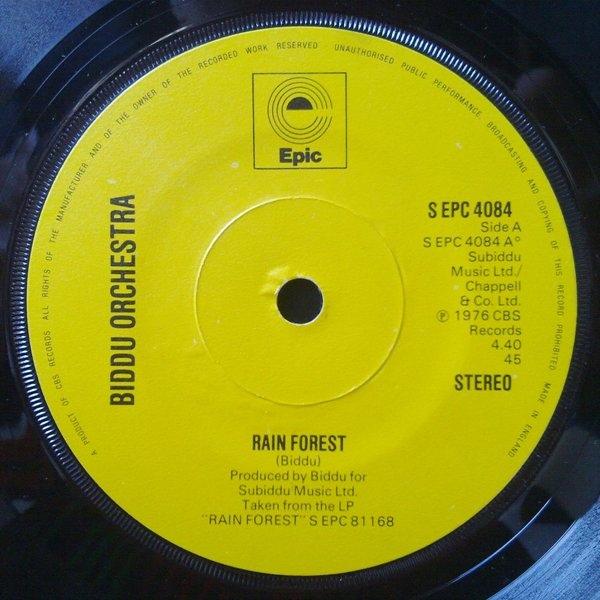 Biddu Orchestra - Rain Forest
