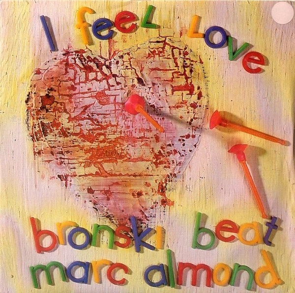 Bronski Beat & Marc Almond - I Feel Love