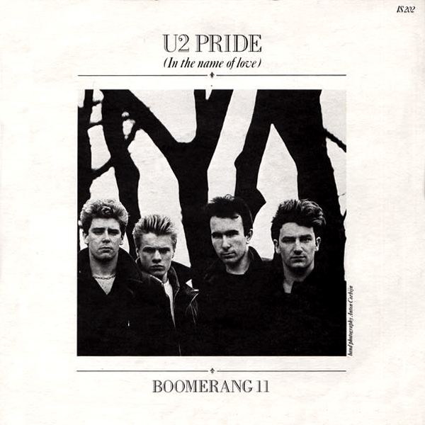 U2 - Pride (In The Name Of Love)