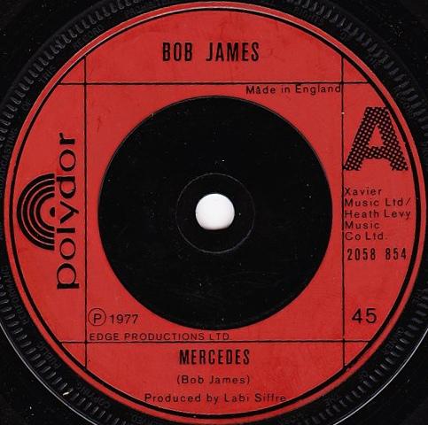 Bob James - Mercedes