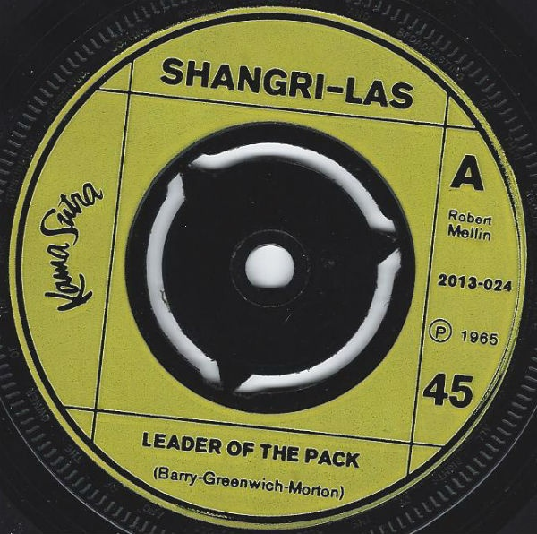 Shangri Las Leader Of The Pack Records Lps Vinyl And Cds