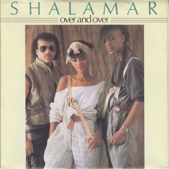 Shalamar - Over And Over (Edit.)