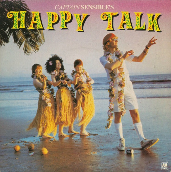 Captain Sensible - Happy Talk