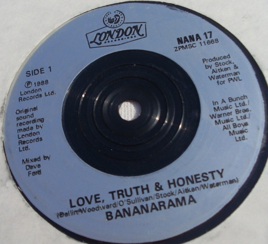 Bananarama - Love, Truth & Honesty