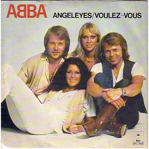 ABBA - Angeleyes / Voulez-Vous