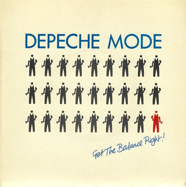 Depeche Mode - Get The Balance Right!