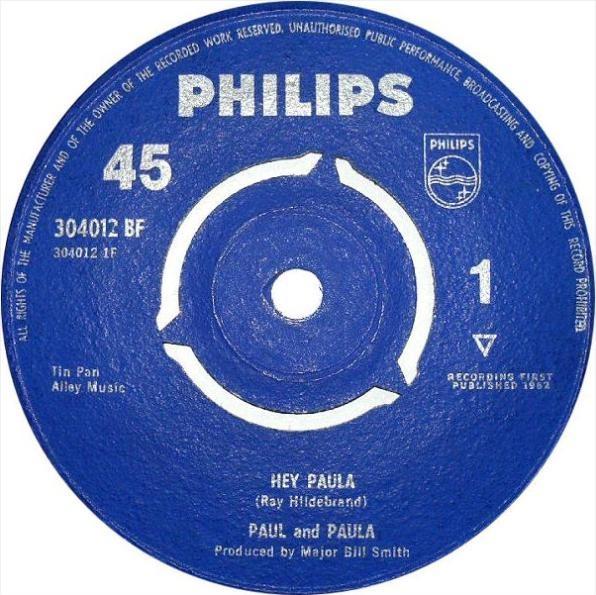 Paul & Paula - Hey Paula